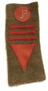 5th Royal Berkshire Regiment WW2 combination formation sign