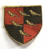 70th (Sussex) Searchlight Regiment RA WW2 formation sign